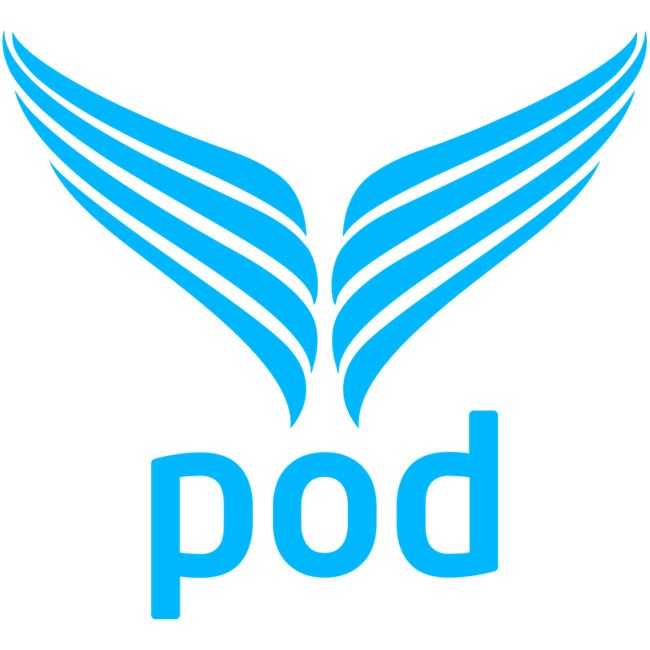 Logo for Pod