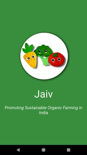 Logo for Jaiv: Farmer's Market