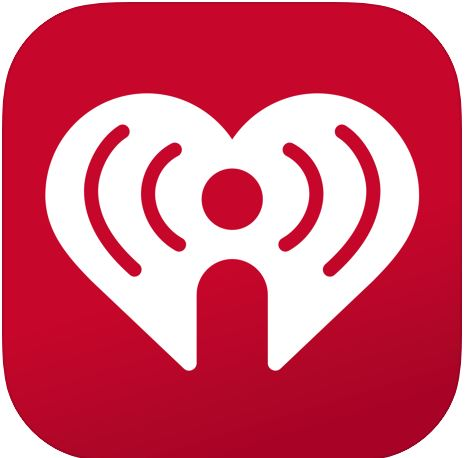 Logo for iHeartRadio Apple Watch App