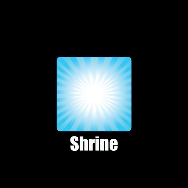 Logo for Shrine - Book Of Heaven