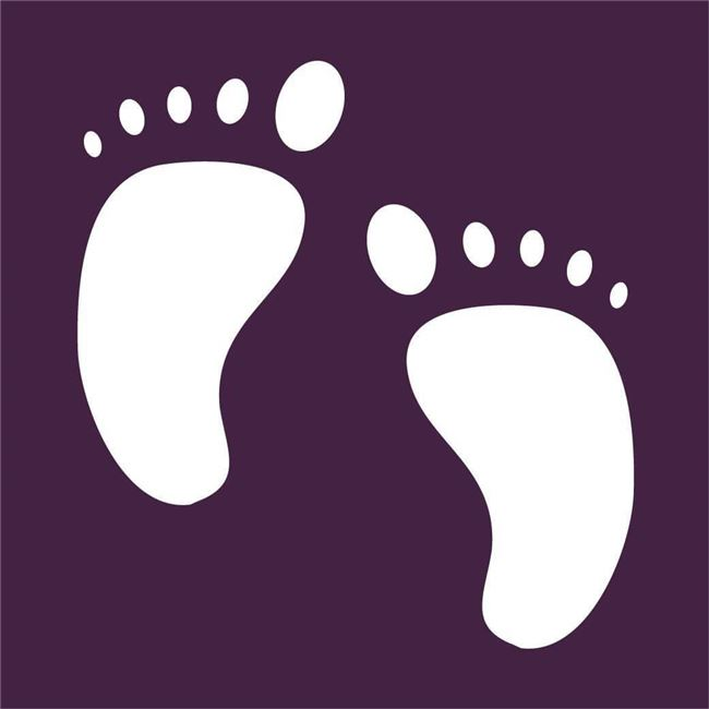 Logo for Baby Kicks