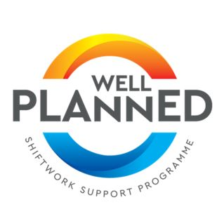 Logo for Well Planned Scheduler - Shiftworker Support
