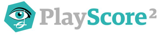 Logo for PlayScore 2