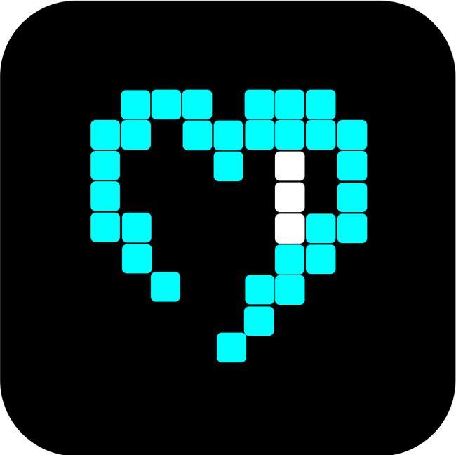 Logo for Nonograms Dark Mode