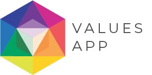 Logo for The Values App