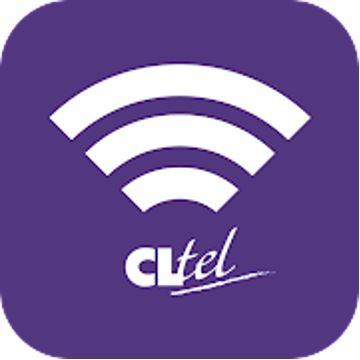 Logo for CL Tel Wi-Fi